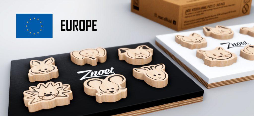 Znoet - Puzzles Shop Europe