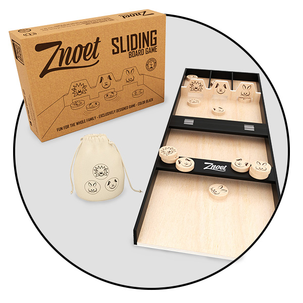 ZNOET - Sliding Board Game