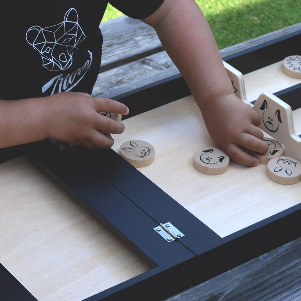 Sliding Board Game