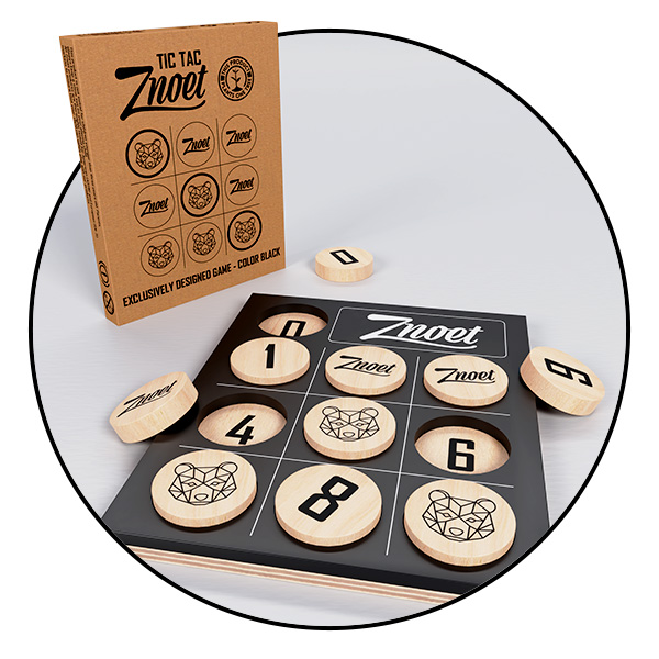 ZNOET - Puzzles Duo-Pack