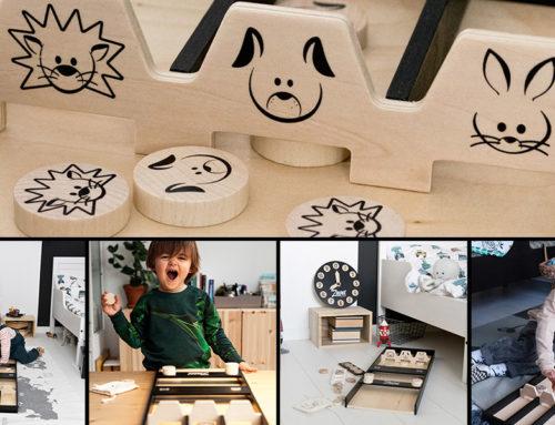 Waarom je voor houten speelgoed zou moeten kiezen